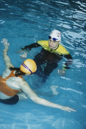 Swimming 101 For Adults Written by NYPress