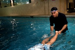 Take The First Class with Aquaskills Swimming Lessons in NYC