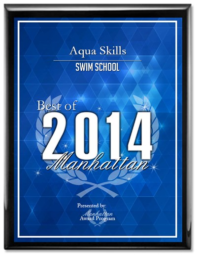 Aqua Skills Receives 2014 Best of Manhattan Award